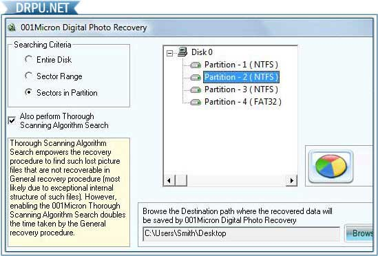 Windows 7 Digital Image Uneraser Software 4.8.3.1 full